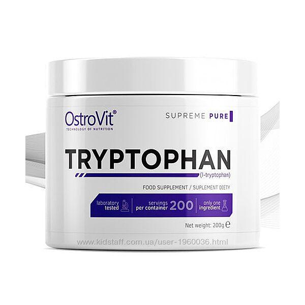 Триптофан OstroVit Tryptophan 200 gr pure