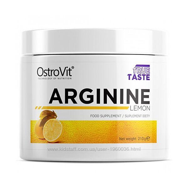 Аргінін OstroVit - L-Arginine 210 грам