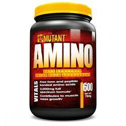 Аминокислотный комплекс Mutant Amino - 600 таблеток
