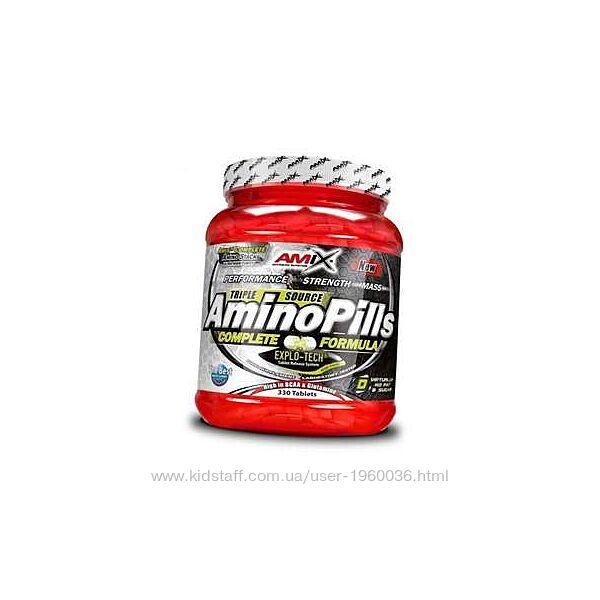 Аминокислота Amino Pills 330tbl