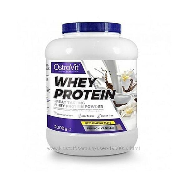 Протеин Whey Protein, 2 kg OstroVit