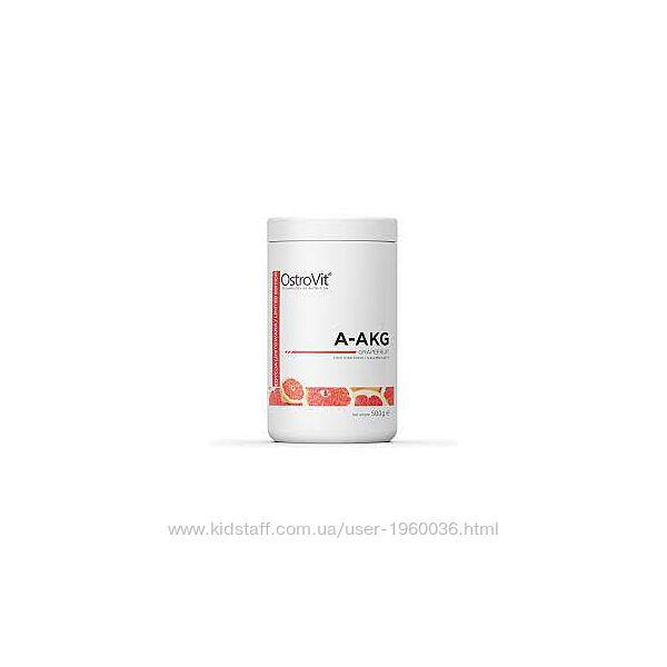 Аргинин OstroVit A-AKG Limited Edition 500 g /100 servings/