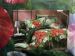 Семейные комплекты постельного белья.
