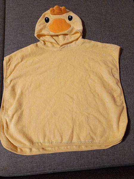 Продам детский халатик -пончо OVS