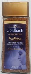 Растворимый кофе Goldbach 200г