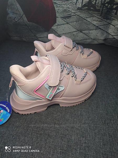 Модняві кросівки для дівчаток