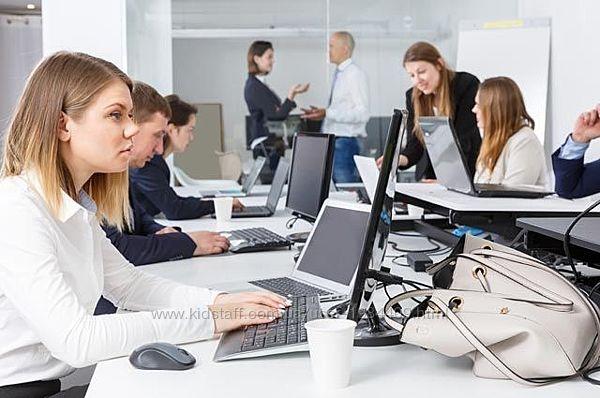 Требуются сотрудники для работы в офис в Одессе. 800грн. в день.