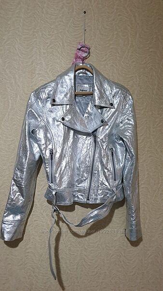Куртка кожа кожаная косуха gestuz