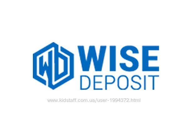 WiseDeposit - один из наиболее популярных проектов работает 4 года