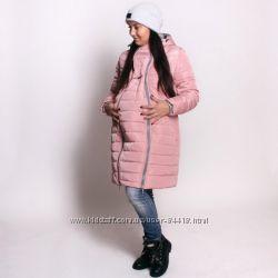 Куртка для беременных и слингоношения 3в1. Зима. 3 цвета