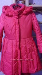 Пальто зимнее Лукас кидс