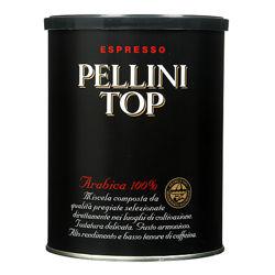 кава мелена  PELLINI TOP 250г. Италия