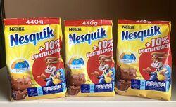 Какао Nesquik Nestle Германия 440г.