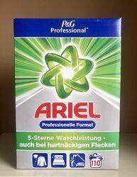 Ariel professional universal порошок 110 прань 7.15кг Оригінал Німеччина