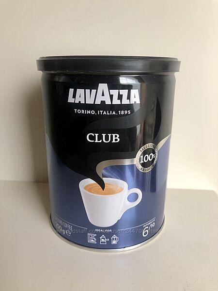 Кофе молотый  Lavazza Club 250г. Оригинал