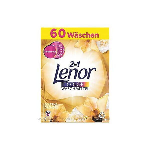 Стиральный порошок Lenor 2 in1 Германия 3,9 кг.