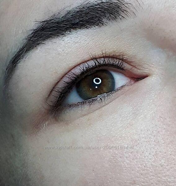 Перманентный макияж татуаж
