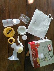 Механический молокоотсос GM-10 TM Dr. Frei