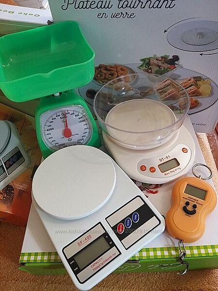 Кухонные весы, кантер