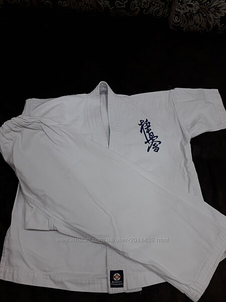 Кимоно каратэ 116-124