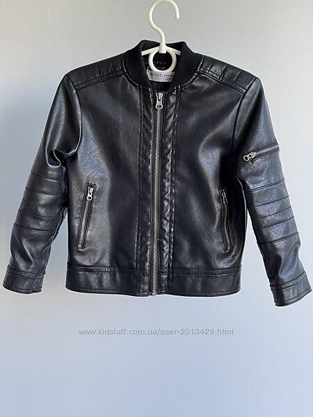 Стильная курточка для мальчика на 3-4 года