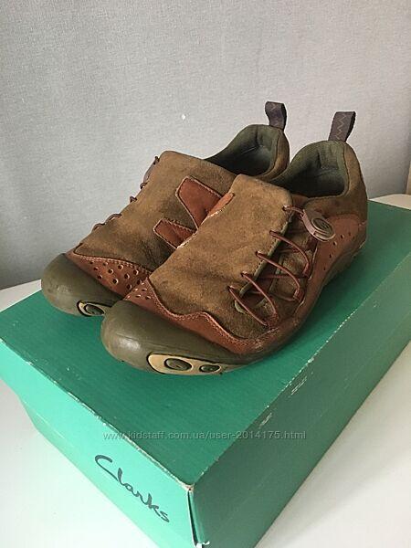 Кожаные Кроссовки ботинки Merrell