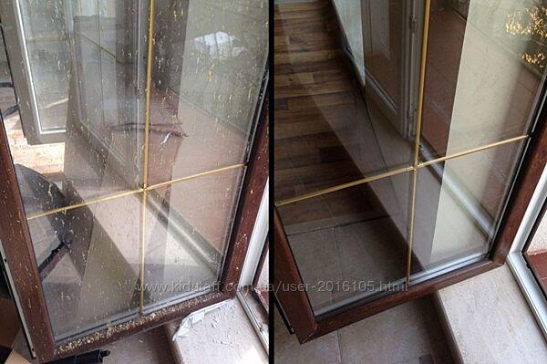 Моем окна в домах и квартирах Недорого и качественно.