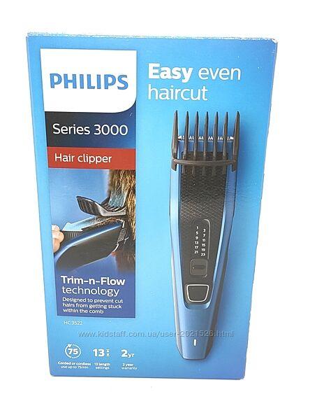 Аккумуляторная Машинка для стрижки волос PHILIPS Hairclipper series 3000 HC
