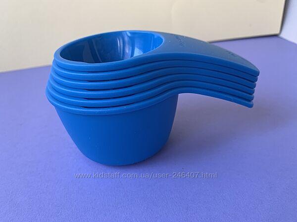 Tupperware набор мерных ложек 6шт