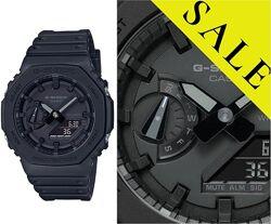 Часы Casio G-Shock годинник касио касіо джишок оригинал черные