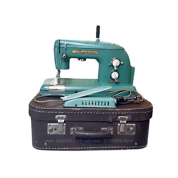 Раритет 1961 г, швейная машина Тула-1 с электроприводом, номер т 2431