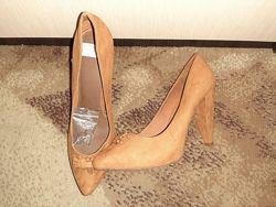 Pull&bear. стильные туфли. испания. р 37 и 38. на цен 40евро