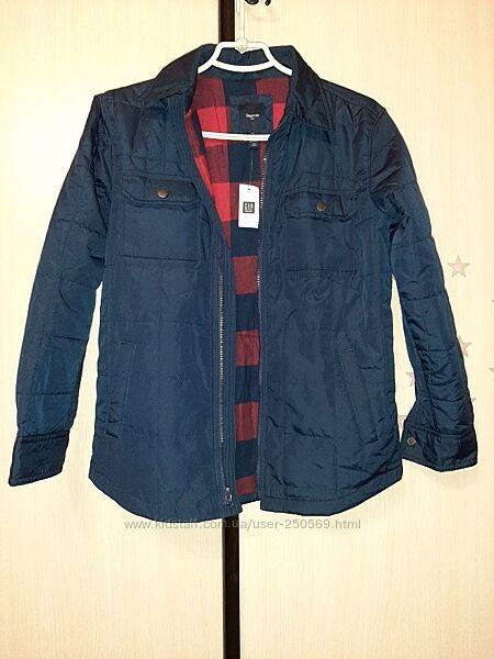 Легкая куртка для мальчика . Gap. Оригинал. сша. р л10-12 лет