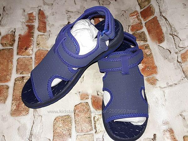 Треккинговые сандали. Антибактериалные. Массажная стелька р 34. Англия
