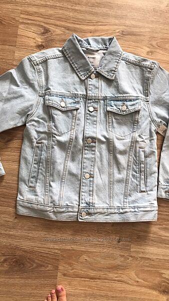 Джинсова куртка old navy