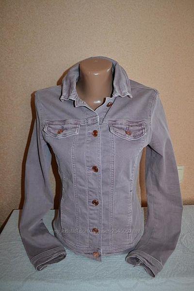 Джинсовый пиджак Тom Тailor. Разм. XS -S