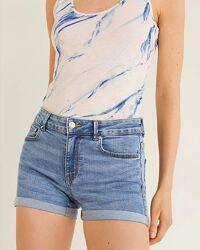 шорты, шортики джинсовые, женские, шорти джинсові, жіночі, 32, 34,36, Mango