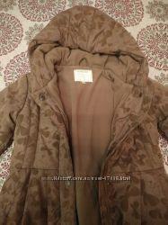 Шикарное французкое пальто Vertbaudet на 9-10 лет
