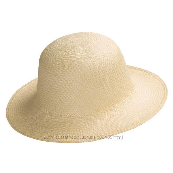 Соломенная шляпа для мальчика на возраст -3-4 года