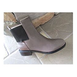 Clarks качественные кожаные ботинки в хорошем состоянии