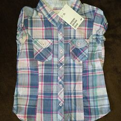 Рубашка и шорты Н&М, набор