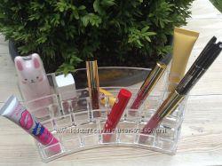 Пластиковые органайзеры для косметики