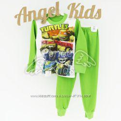 Огромный выбор ярких пижам, водолазок, джемперов для мальчиков, c 52 по 68р