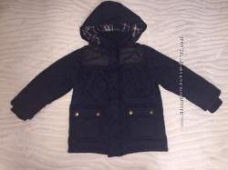 Демисезонная куртка Matalan на 3 года рост 98-104 см.