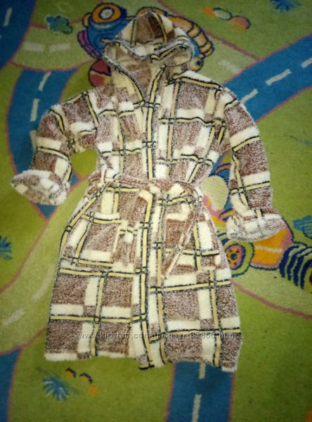 Детский  халат  Турция
