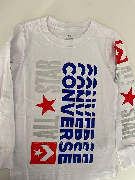 Новый реглан Converse Kids Покупался в Америке