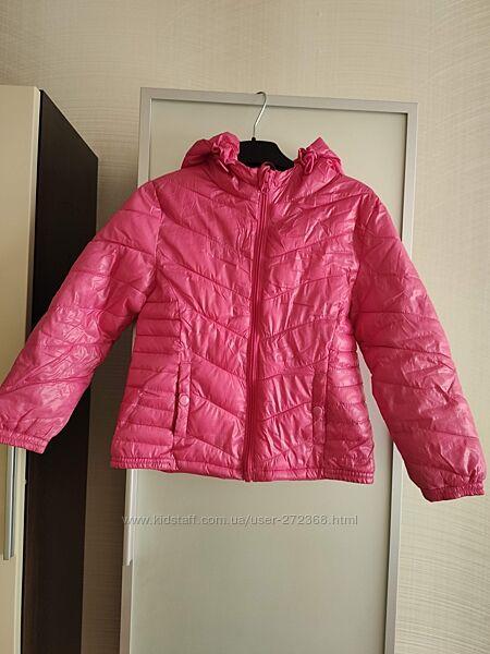Куртка лёгкая на 5 лет