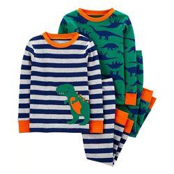 Новая хлопковая пижама Carters 5т