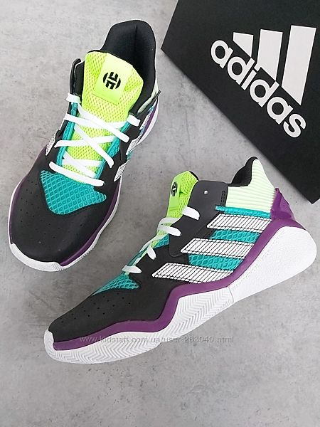 Кроссовки Adidas &acuteHarden Stepback р. 38, оригинал