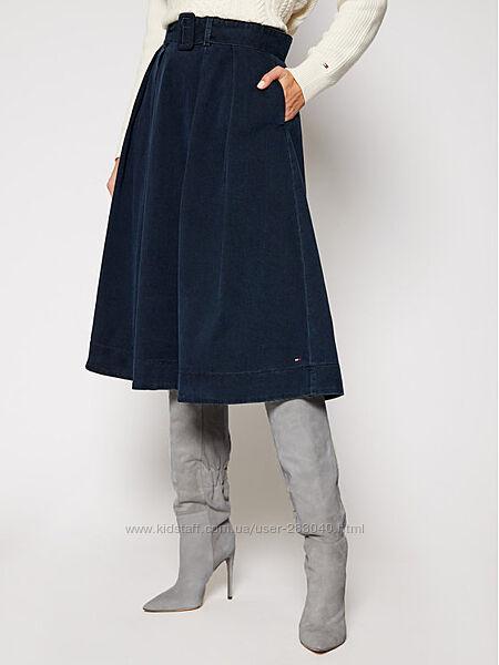 Джинсовая юбка Tommy Hilfiger р. S